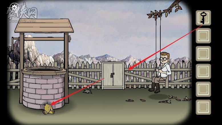 《锈湖:根源》完整图文通关攻略Emma线第二关2