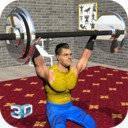 健身俱乐部模拟器