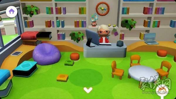 虚拟校园生活