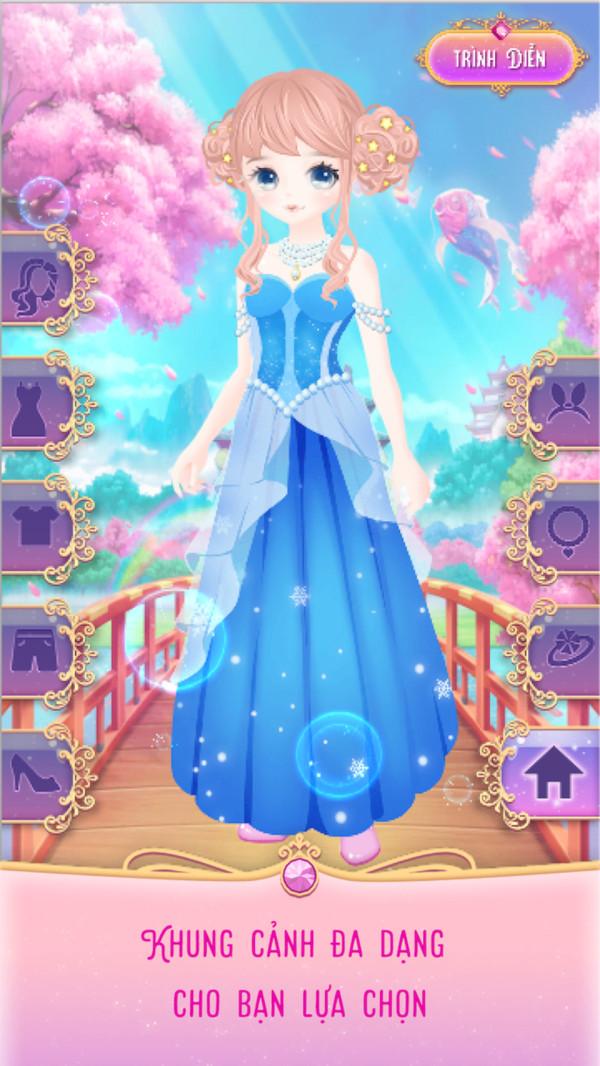 公主时尚秀截图
