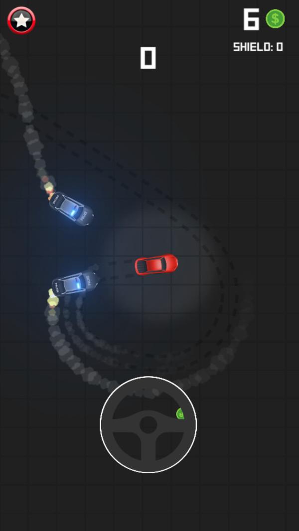 逃跑赛车截图