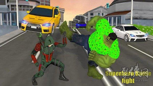 绿色箭头:射箭刺客游戏