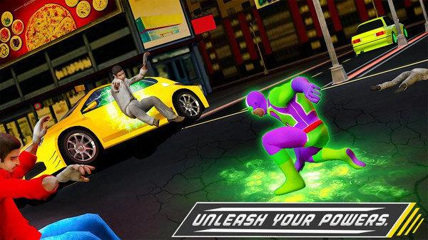 超级英雄在维加斯截图