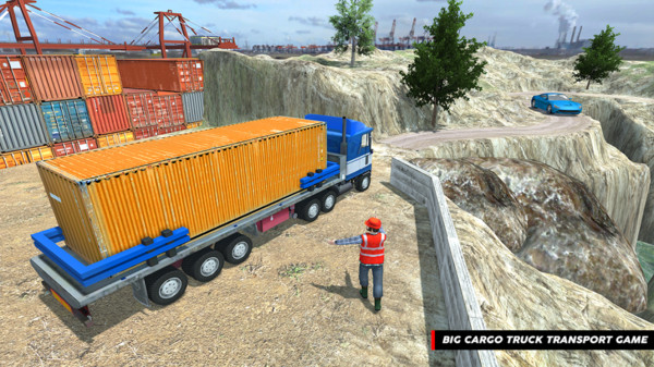 越野卡车运输模拟器2020截图
