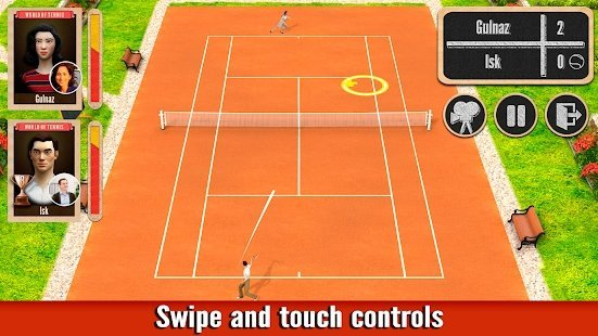 网球世界大赛截图