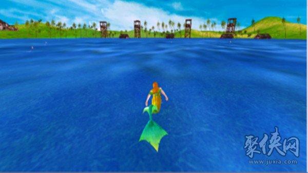 恐怖的美人鱼模拟