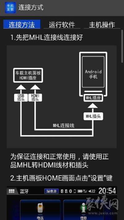 智能手机互联
