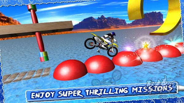 自行车特技冠军赛3D