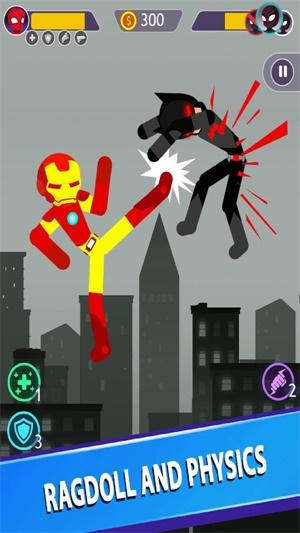 火柴人之战:超级影子截图