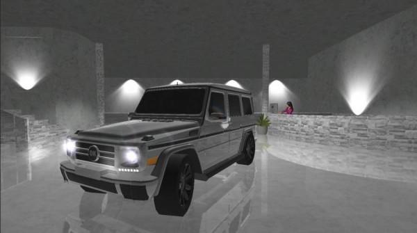 欧洲豪车模拟截图
