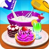 冰激凌甜品店