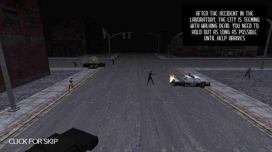 罪恶都市:僵尸之城截图
