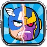 愤怒的超级英雄