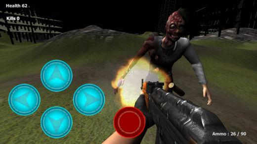 Zombie City Rampage截图
