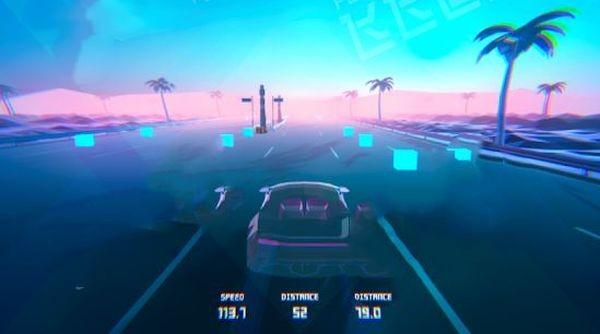 霓虹超级跑车截图