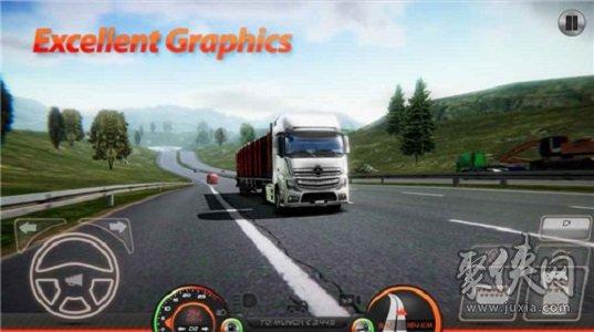 欧洲卡车模拟器18
