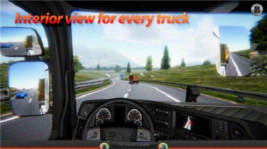 欧洲卡车模拟器18截图