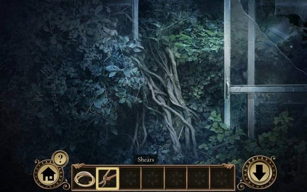 黑暗沼泽庄园截图