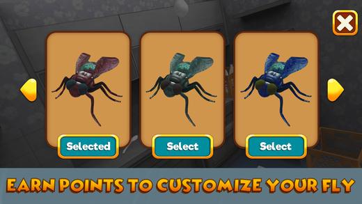 昆虫飞行模拟器3d截图