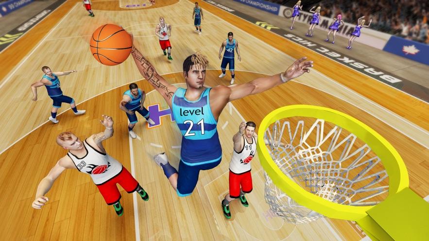 篮球精英截图