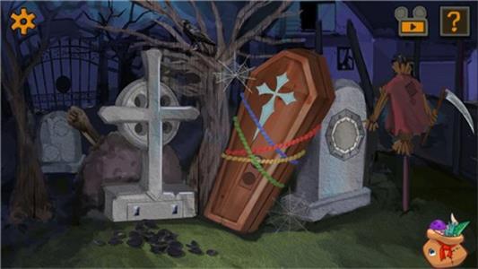 恐怖万圣节的秘密截图
