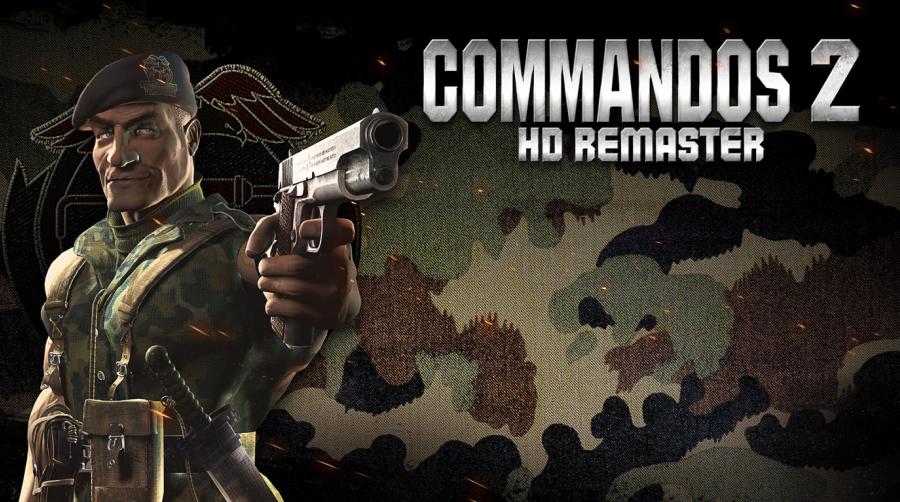 盟军敢死队2HD重制与罗马执政官HD重制正式发售 STEAM平台上线