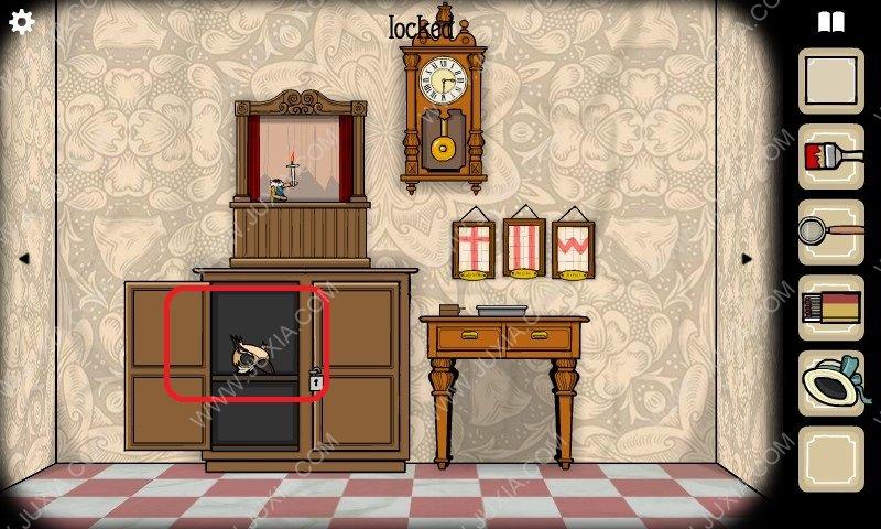 锈湖旅馆攻略鸡女士 ROOM3小游戏解法玩法剧情