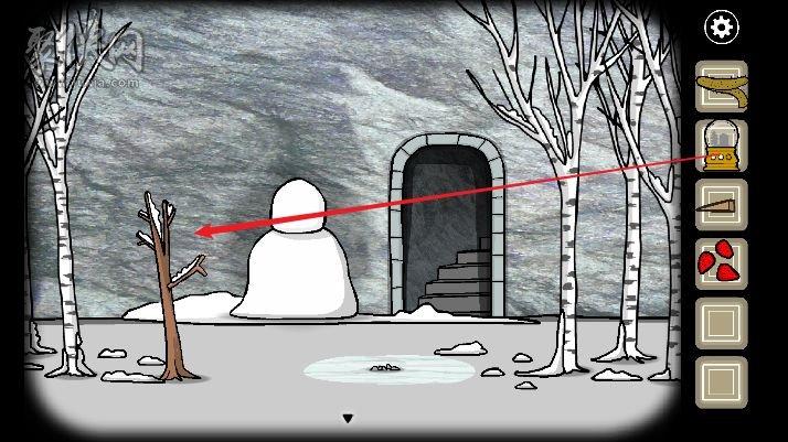 锈湖天堂岛第七灾怎么过 雪灾过关攻略