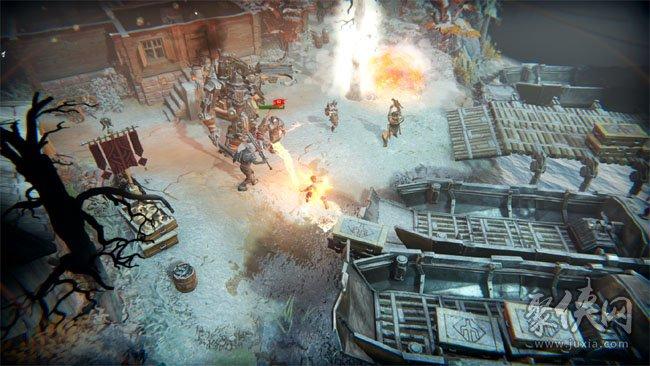 战术性RPG《魔铁危机(Iron Danger)》公布全新中文预告片, 游戏将于3月25日推出