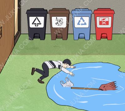 垃圾是一定要分类的第7关过关攻略