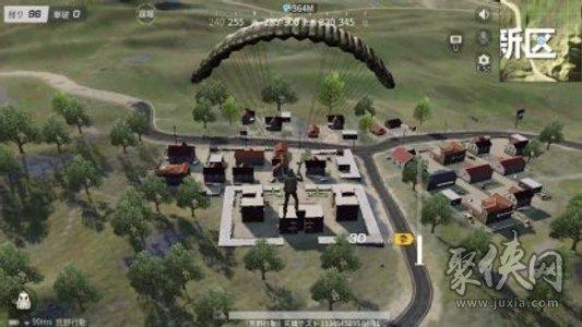 荒野行动主城新区怎么玩儿 主城新区攻略详情介绍