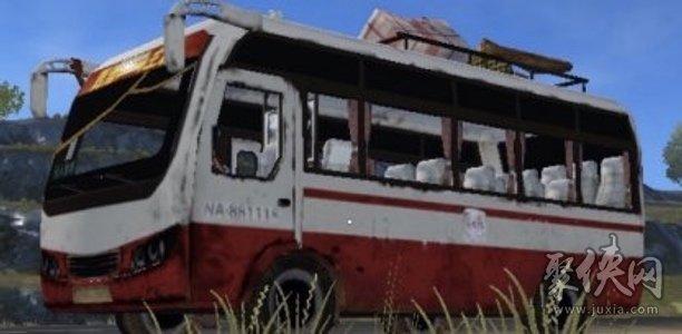 荒野行动载具公交车详情分析介绍