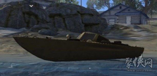荒野行动载具船只详情信息介绍