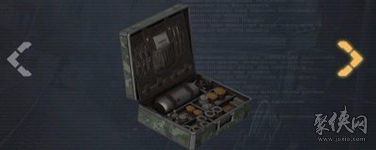 荒野行动医疗箱作用特点是什么 如何使用医疗箱