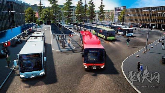 城市客车交通模拟器2020