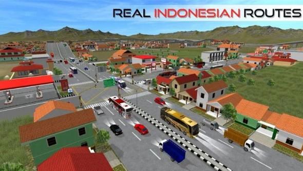 印尼巴士模拟2020截图