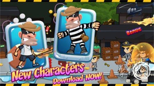 小偷VS警察跑2
