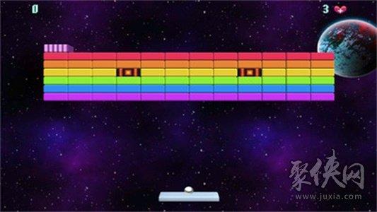 彩虹砖块破坏