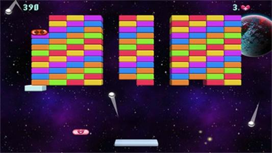 彩虹砖块破坏截图