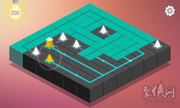 电力线迷宫