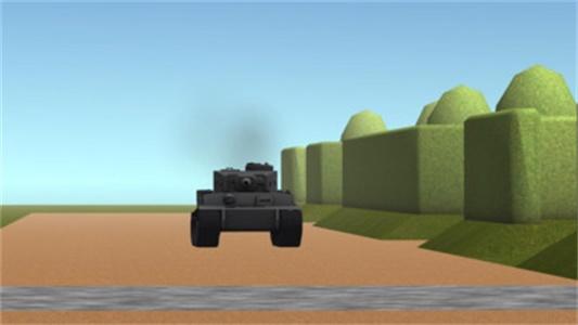 荒野坦克截图