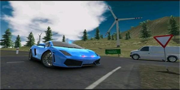 欧洲豪华轿车截图