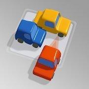 停車場擁堵3D