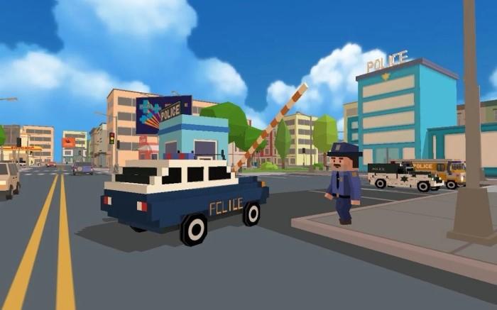 像素城市警察截图
