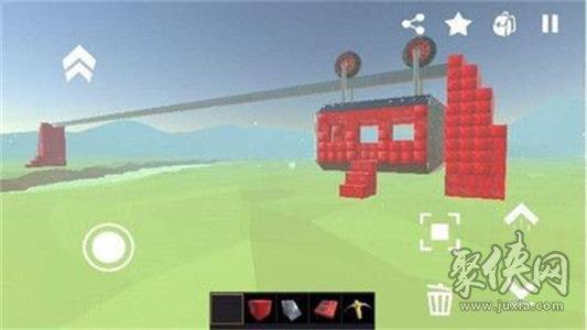高科技沙盒模拟器