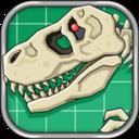霸王龙化石机器人