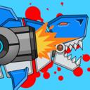 机器鲨鱼:双重进攻