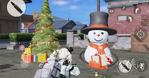 荒野行动S9赛季圣诞雪战玩法回归 圣诞雪战详情介绍