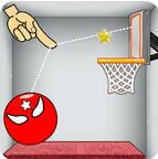 摇摆绳篮球比赛