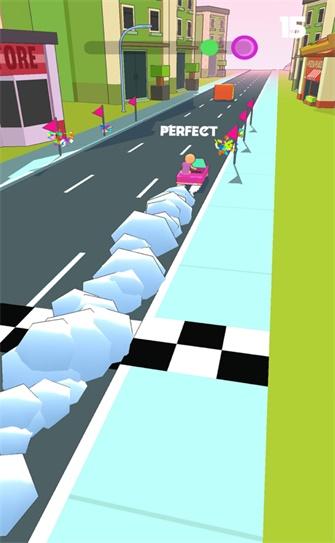 飞毛腿赛车3D截图